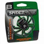 Šnúra Spiderwire Stealth Smooth 8 Zelená METRÁŽ